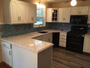 cabinet painting company, Mark's painting and design
