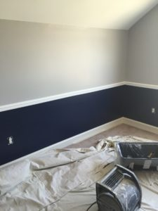 interior painting company, Mark's painting and design