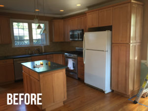 cabinet residential painting company, Mark's painting and design