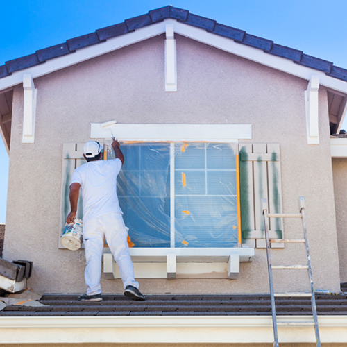 exterior painting company, Mark's painting and design