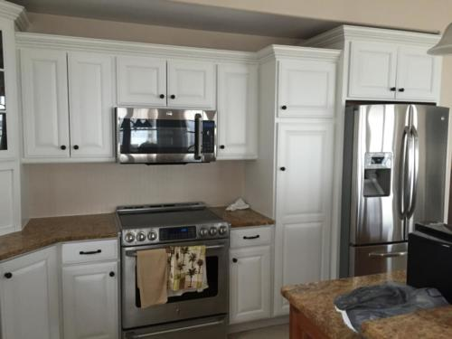 cabinet painters in washington twp